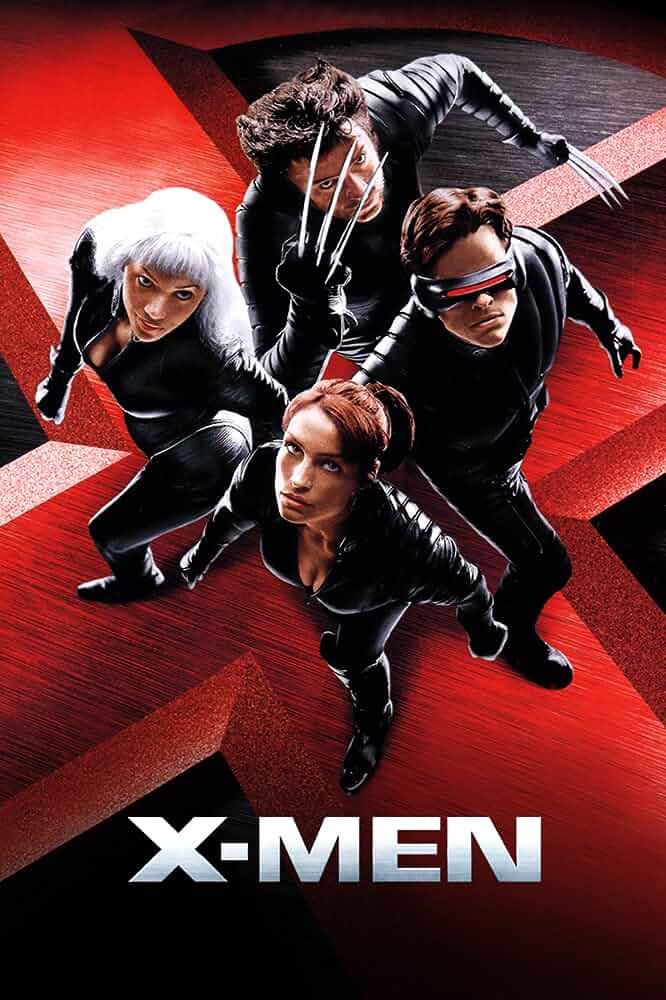 X-Men (2000) Hindi Dubbed