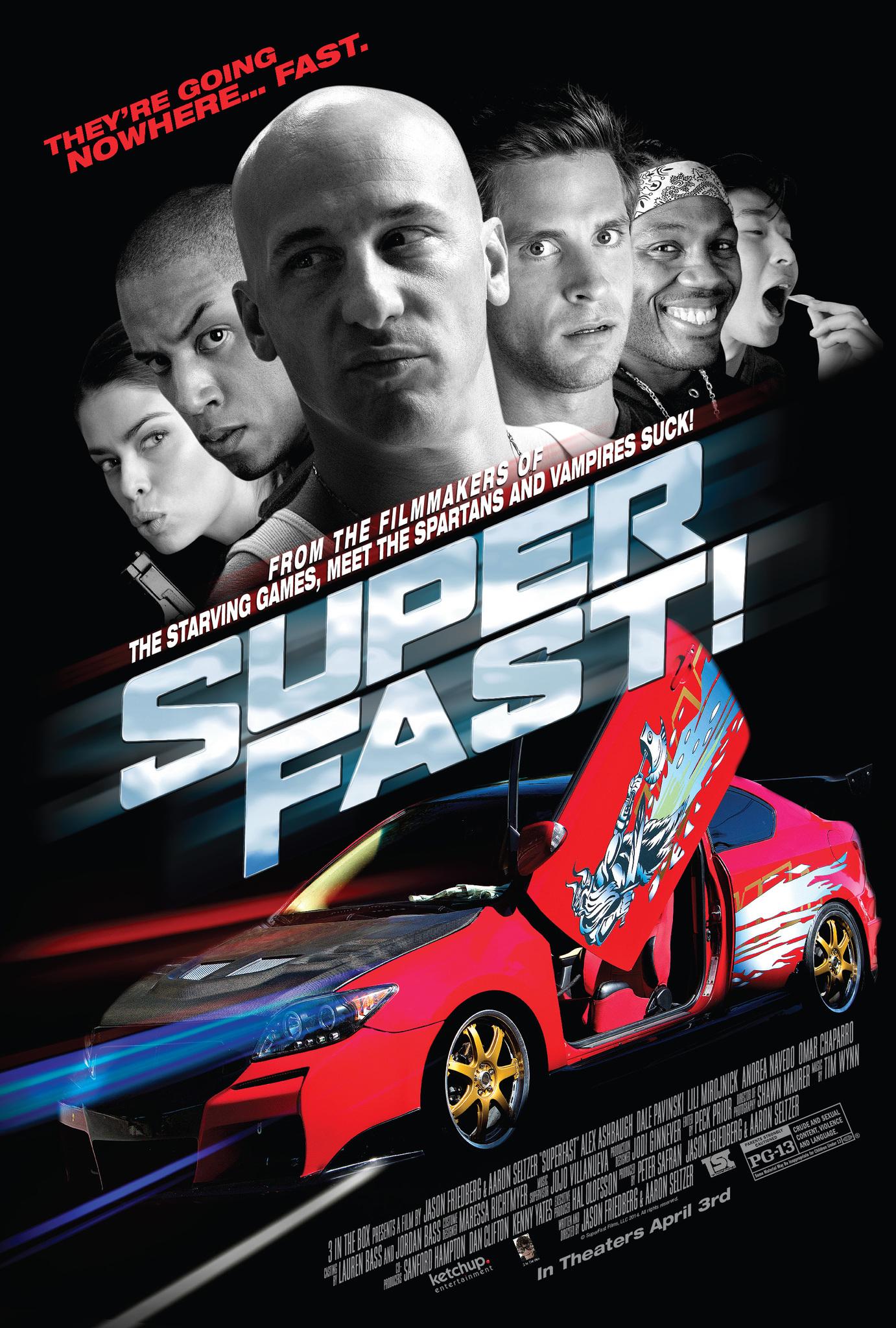 Superfast! (2015) - IMDb