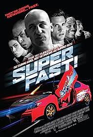 Rogelio Douglas Jr., Dale Pavinski, Shantel Wislawski, Chris Pang, Alex Ashbaugh, and Dio Johnson in Superfast! (2015)