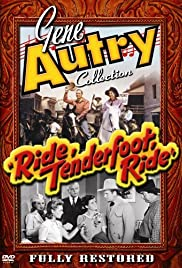 Ride, Tenderfoot, Ride Poster