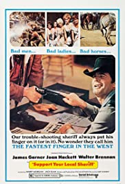 Support Your Local Sheriff! (1969) Poster - Movie Forum, Cast, Reviews