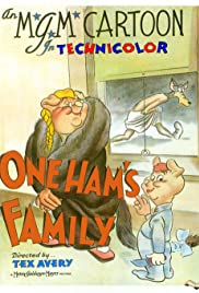 One Ham's Family Poster