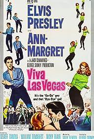 Elvis Presley and Ann-Margret in Viva Las Vegas (1964)