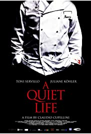 Una vita tranquilla Poster