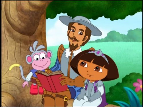 Dora The Explorer Dora S Knighthood Adventure Tv Episode 2012 Imdb