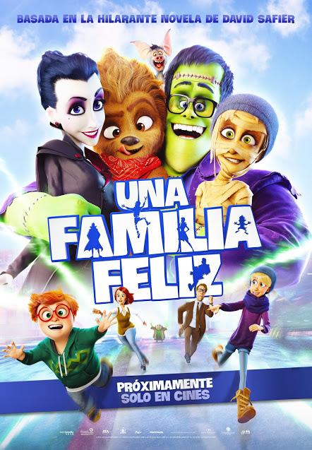 Monster Family (2017)