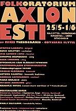 Axion Esti: Live Concert at Berwaldhallen