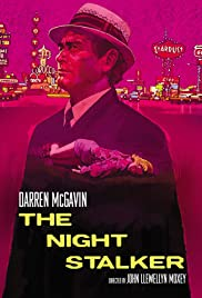 The Night Stalker (1972) starring Darren McGavin on DVD on DVD