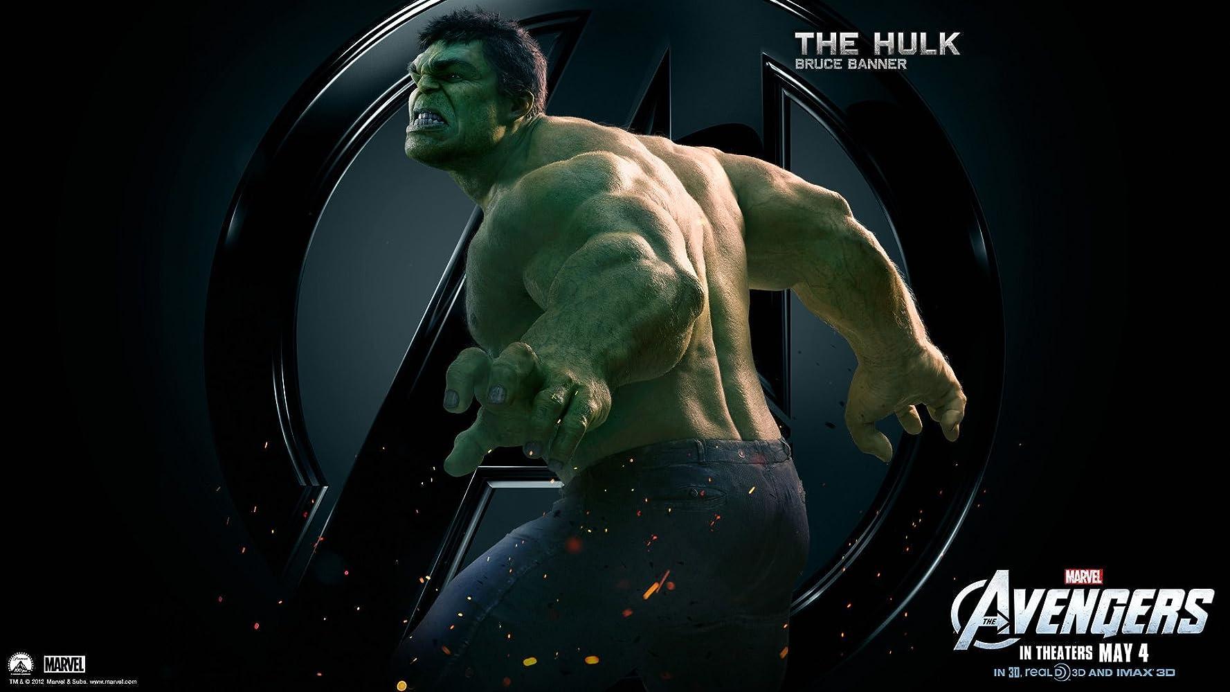 Mark Ruffalo in The Avengers (2012)