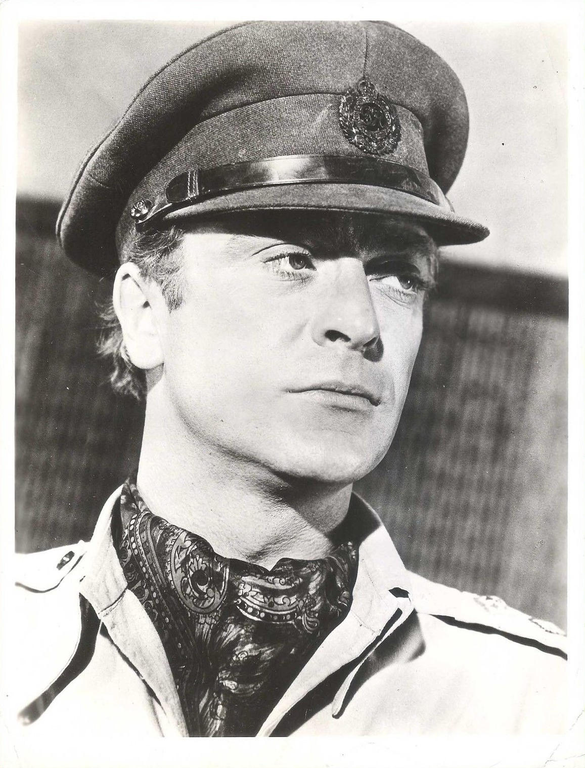 Michael Caine in Play Dirty (1969)