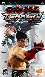 Tekken 5: Dark Resurrection by Masamichi Abe