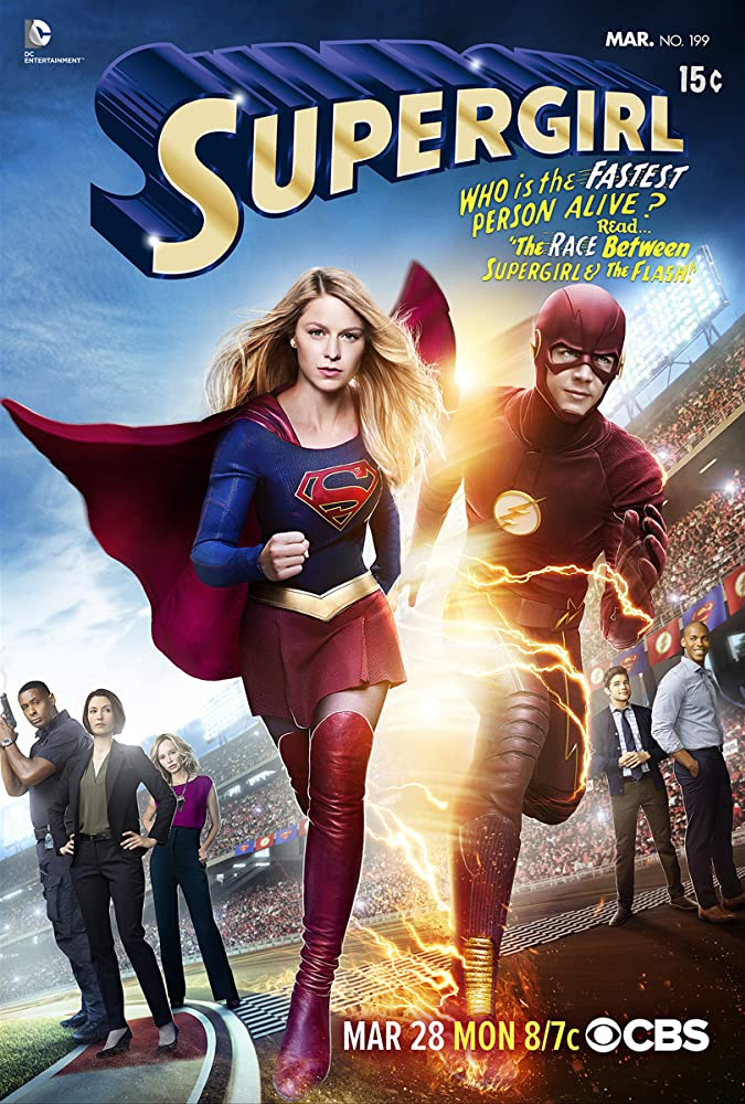 Supergirl S3 (2017) Subtitle Indonesia