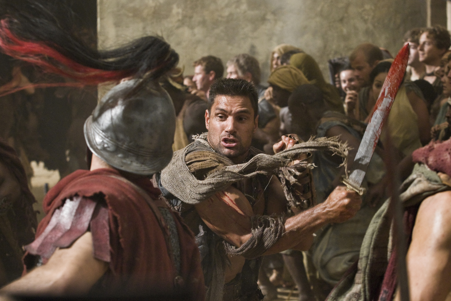 spartacus season 1 episode 10 full episode
