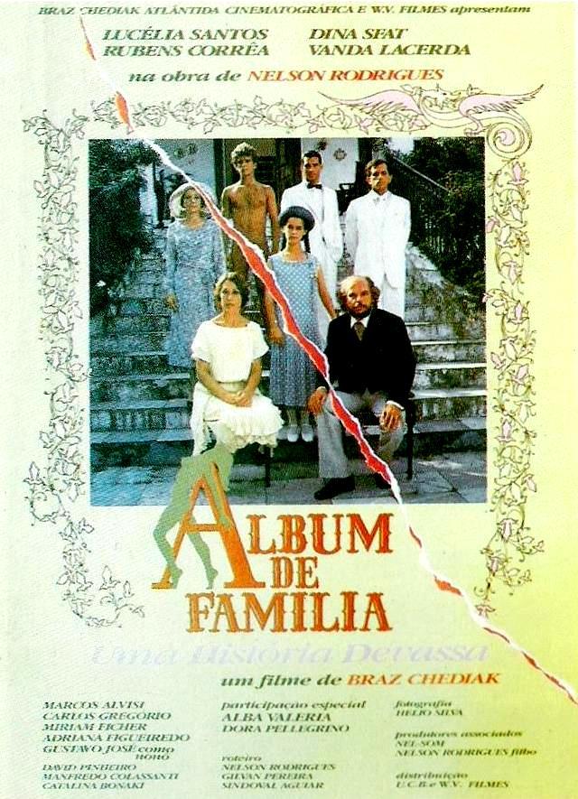 Resultado de imagem para álbum de família 1981