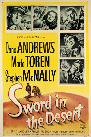 Sword in the Desert (1949)