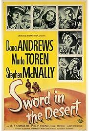 ##SITE## DOWNLOAD Sword in the Desert (1949) ONLINE PUTLOCKER FREE