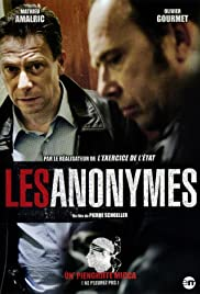 Les anonymes Poster