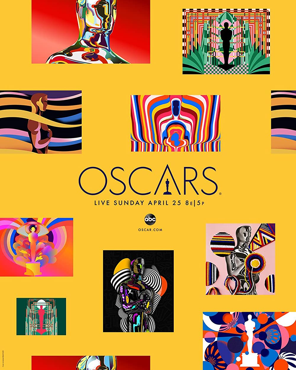 The 93rd Oscars 2021 English 720p HDTVRip ESubs 1GB Download