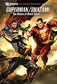Primary photo for Superman/Shazam!: The Return of Black Adam