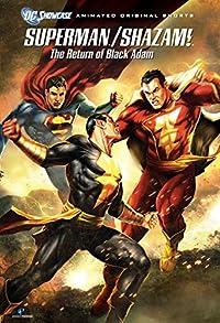 Primary photo for Superman/Shazam!: The Return of Black Adam