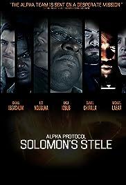 Alpha Protocol: Solomon's Stele (2012) film en francais gratuit