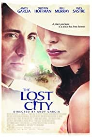 Andy Garcia and Inés Sastre in The Lost City (2005)