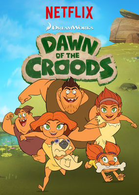 Dawn of the Croods (Tv Series)