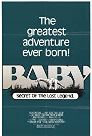 Baby: Secret of the Lost Legend (1985) with English Subtitles on DVD on DVD
