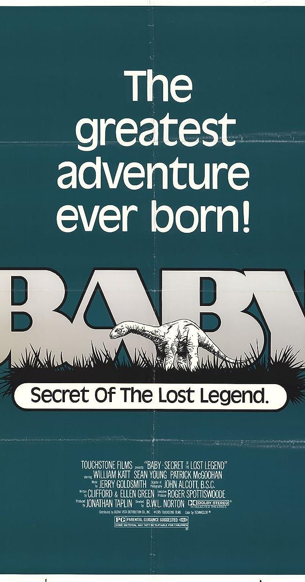Subtitle of Baby: Secret of the Lost Legend