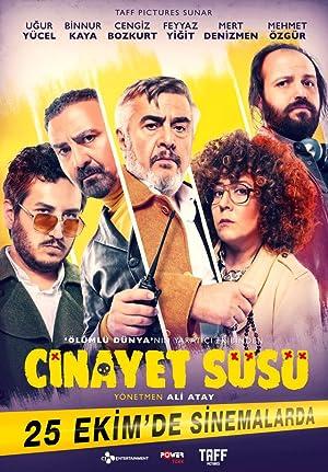 مشاهدة فيلم Cinayet Süsü 2019 مترجم أونلاين مترجم