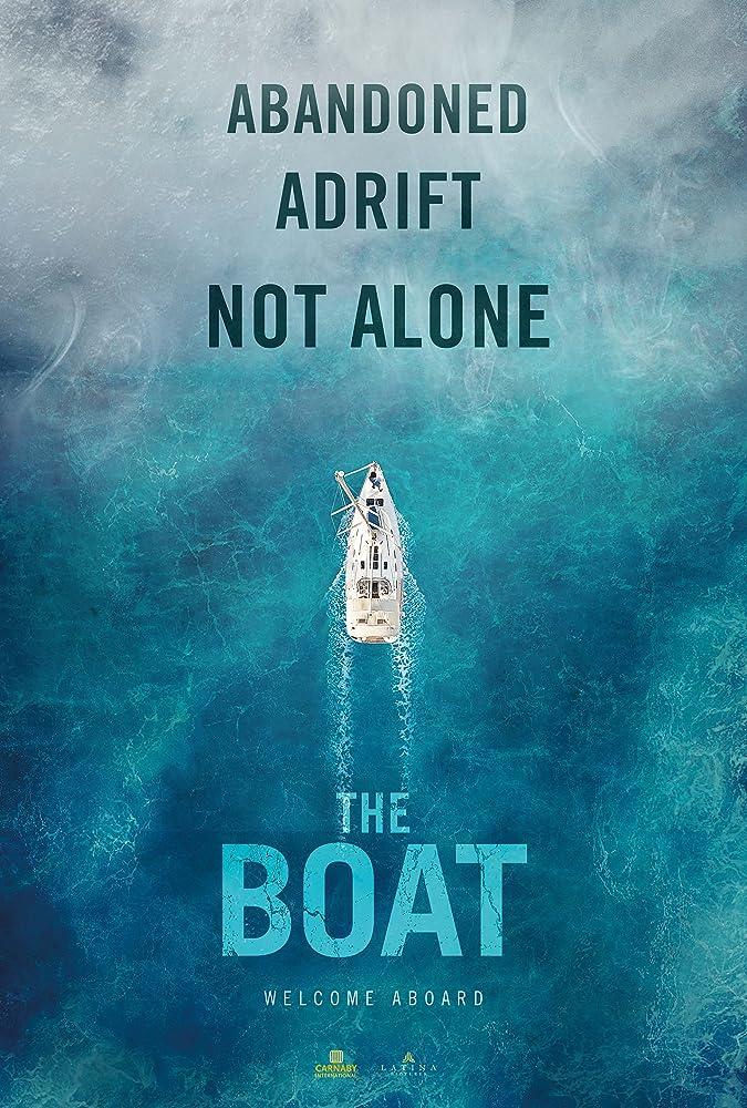 The Boat (2019) English Movie 480p HDRip 300MB