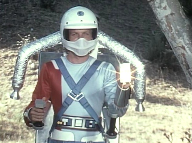 Terry Lester in Ark II (1976)