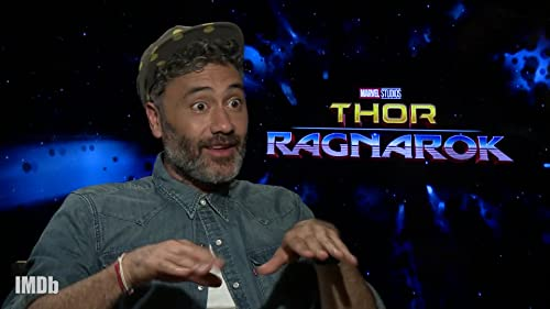 Taika Waititi's 'Thor: Ragnarok' Comedy Improv Gang