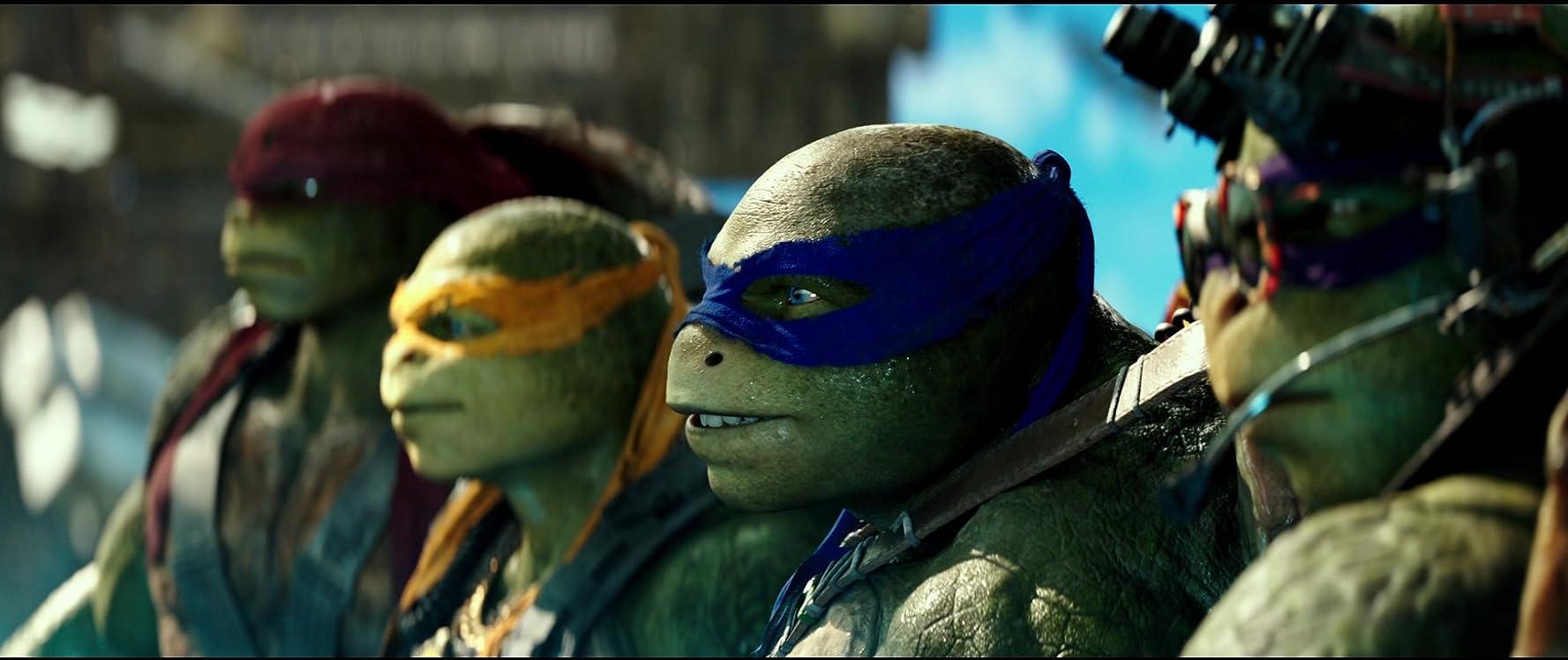 Film Teenage Mutant Ninja Turtles: Out of the Shadows