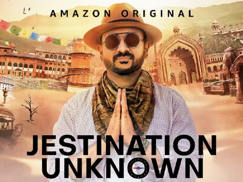 Jestination Unknown (2019) 720p HDRip Hindi S01 Complete Web Series x265 ESubs 1.2GB