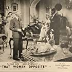 Petula Clark, Wilfrid Hyde-White, Phyllis Kirk, Jack Watling, and Margaret Withers in That Woman Opposite (1957)