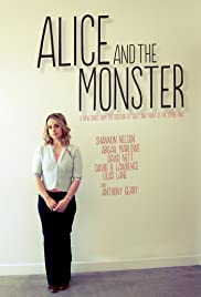 Alice and the Monster Poster