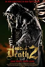 Primary image for ABCs of Death 2