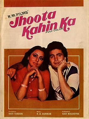 Jhoota Kahin Ka movie, song and  lyrics