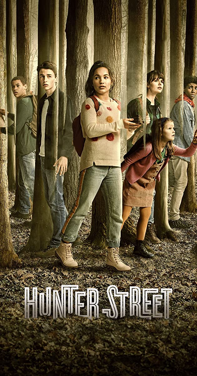 Hunter Street (TV Series 2017– ) - IMDb
