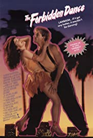 The Forbidden Dance (1990) starring Laura Harring on DVD on DVD