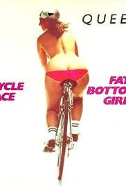 Queen: Bicycle Race Poster