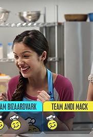Rice Balls - Team Andi Mack vs Team Bizaardvark Poster