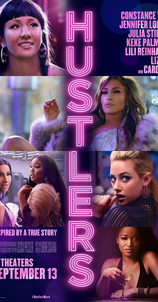 Watch Full HD Movie Hustlers (2019)