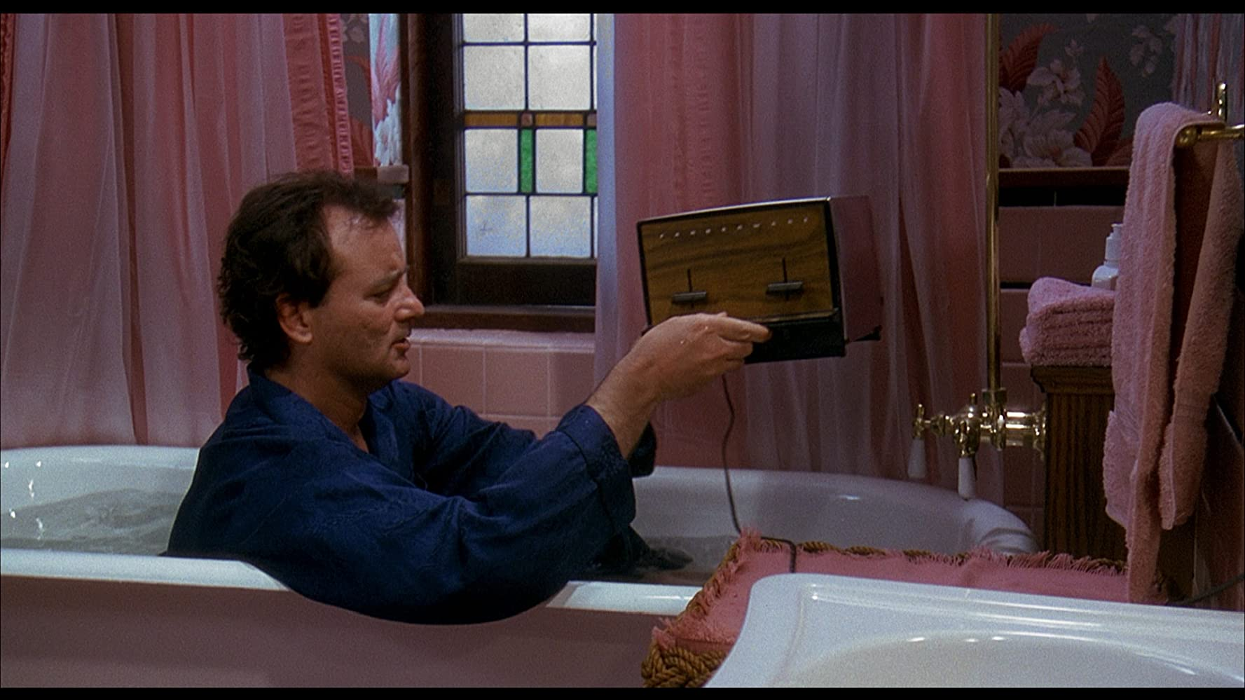 Bill Murray in Groundhog Day (1993)