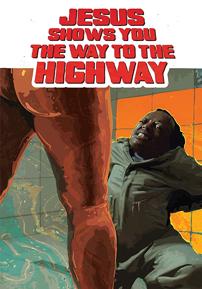 Jesus Shows You the Way to the Highway 2019 English 340MB HDRip Download