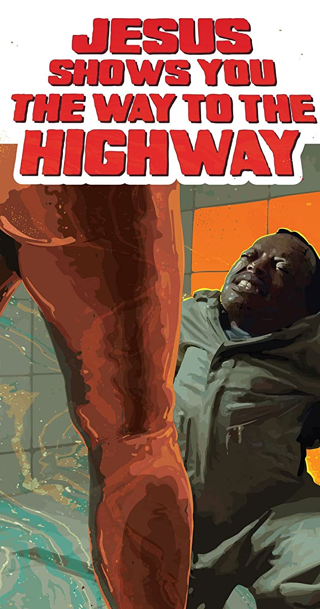 Subtitle of Jesus shows you the way to the Highway