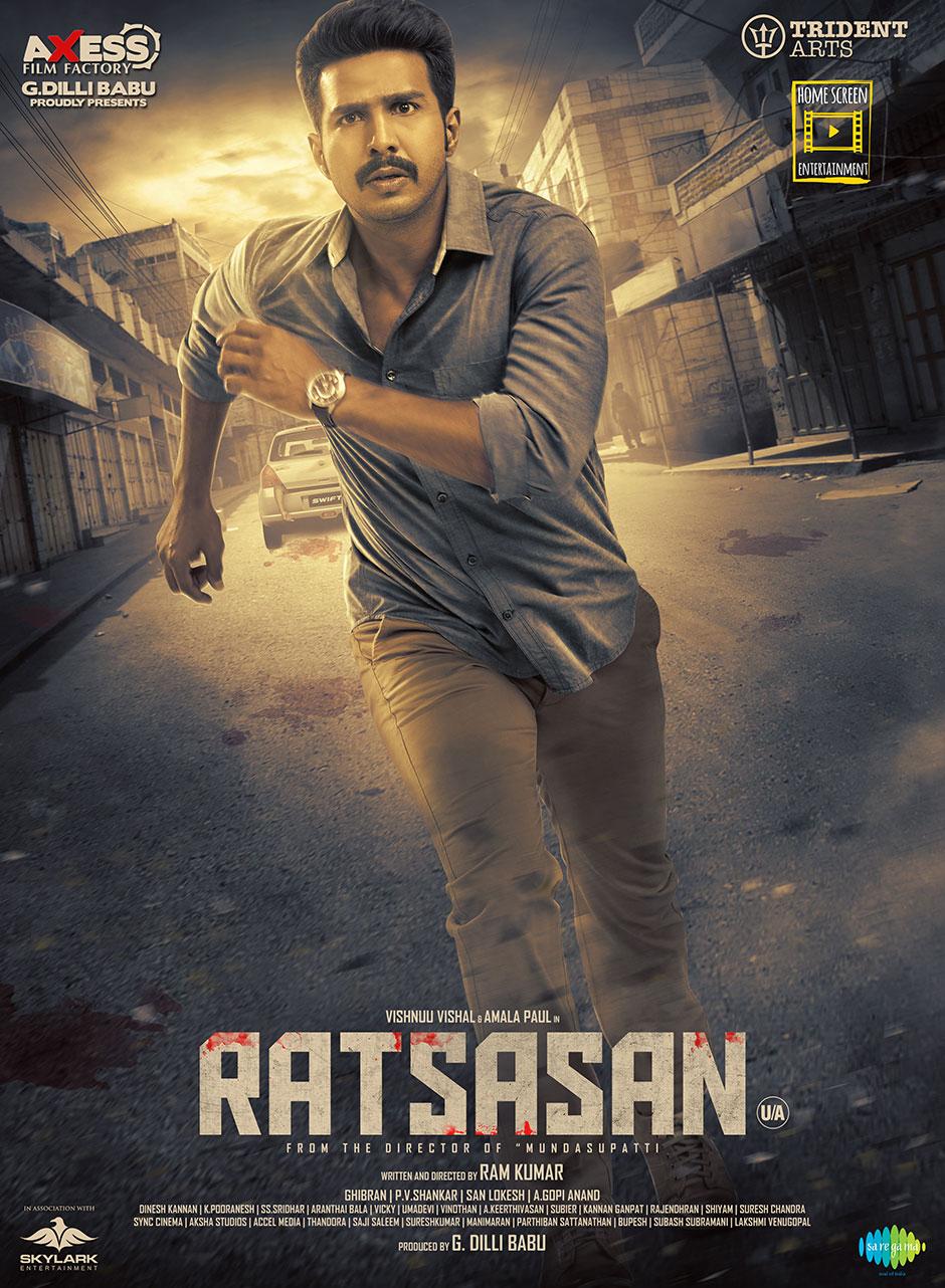 Raatchasan (2018)