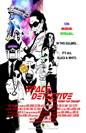 Where to stream Space Detective