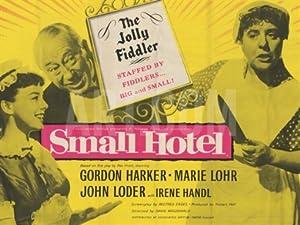 Where to stream Small Hotel